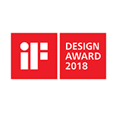 Neuro 2 winner of iF Design award